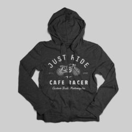 Racer Hoodie